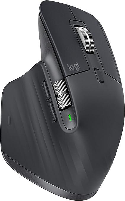Amazon Com Logitech Mx Master 3 Advanced Wireless Mouse
