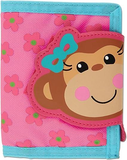 Stephen Joseph Unicorn Wallet for Girls Money Holder for Kids