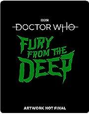 Doctor Who - Fury From The Deep Steelbook) [2020] [Region Free]