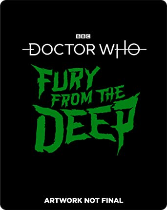 New Dvd Releases April 2020.Doctor Who Fury From The Deep Limited Edition Steelbook