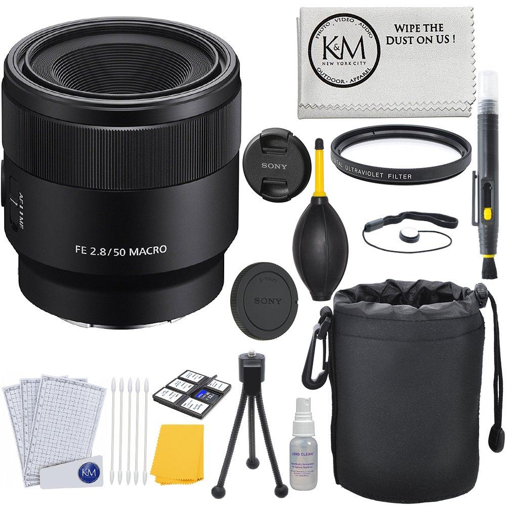 Sony FE 50 mm f/2.8 Full Frame E-Mount Makro: Amazon.de: Kamera