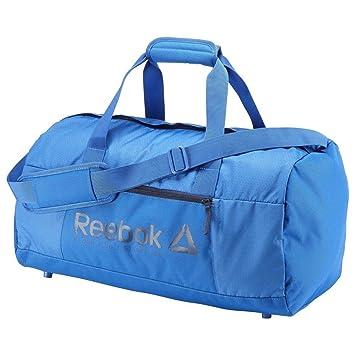 076bb78be9a53 Reebok Boy Found M Grip Sport Bag, Blue/Awesom, One Size: Amazon.co ...