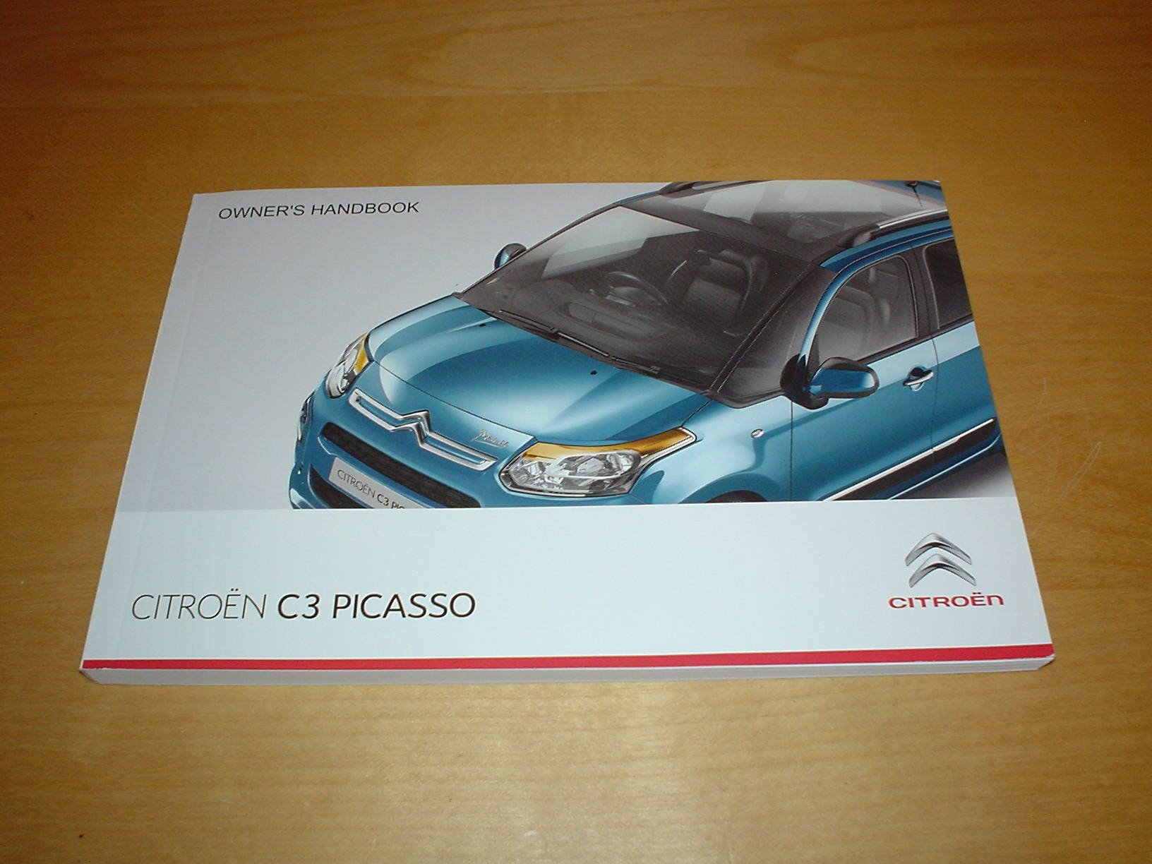 citroen c3 picasso owners manual