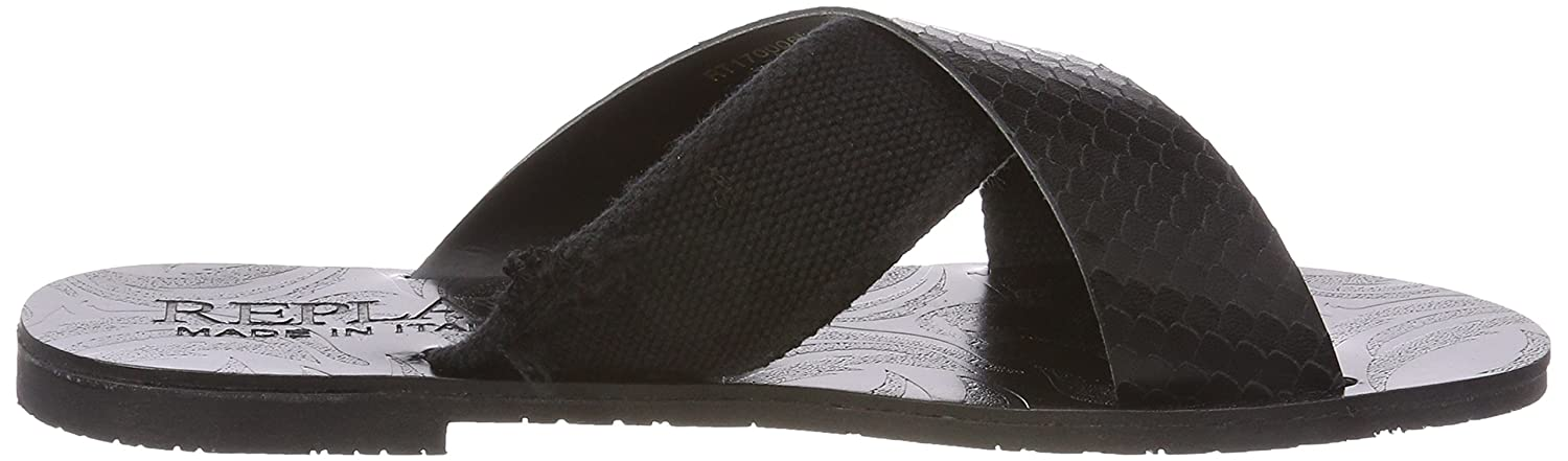 Mens Rainer Flip Flops Replay ETIlF9