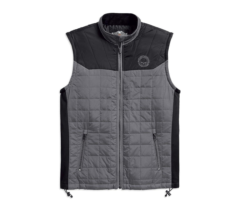 Harley Davidson® Men's Convertible Packable Mid Layer Jacket