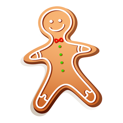 Gingerbread Man Games (Christmas Cookie Match Game)