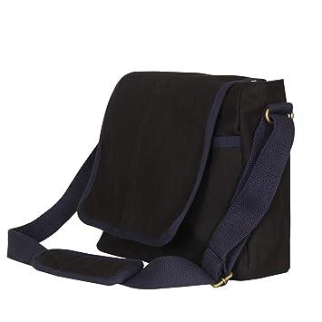 Amazon.com  EcoRight Canvas 100% EcoFriendly Messenger Bag 1913cd7b43e