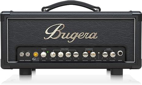 Bugera - G5 cabezal guitarra 5 w vintage g-5: Amazon.es ...