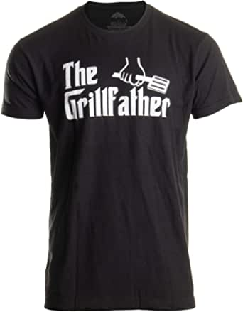 Ann Arbor T-shirt Co. Men's The Grillfather Adult T-Shirt