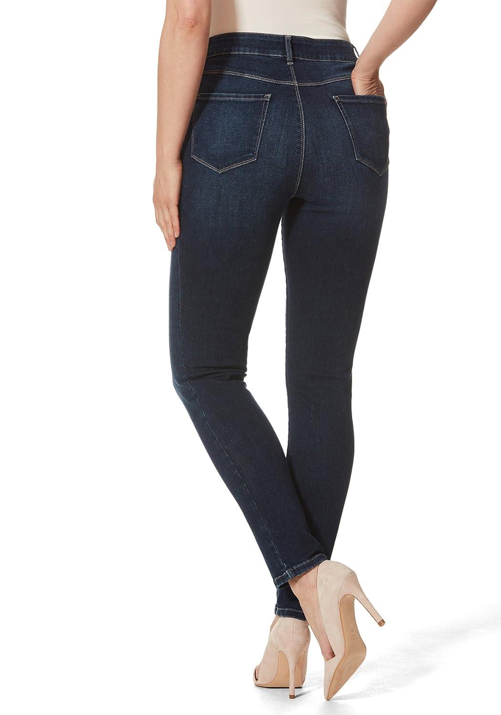 Azul Slim Jeans Mujer 7062 Stooker Negro Azul CdBorxWe