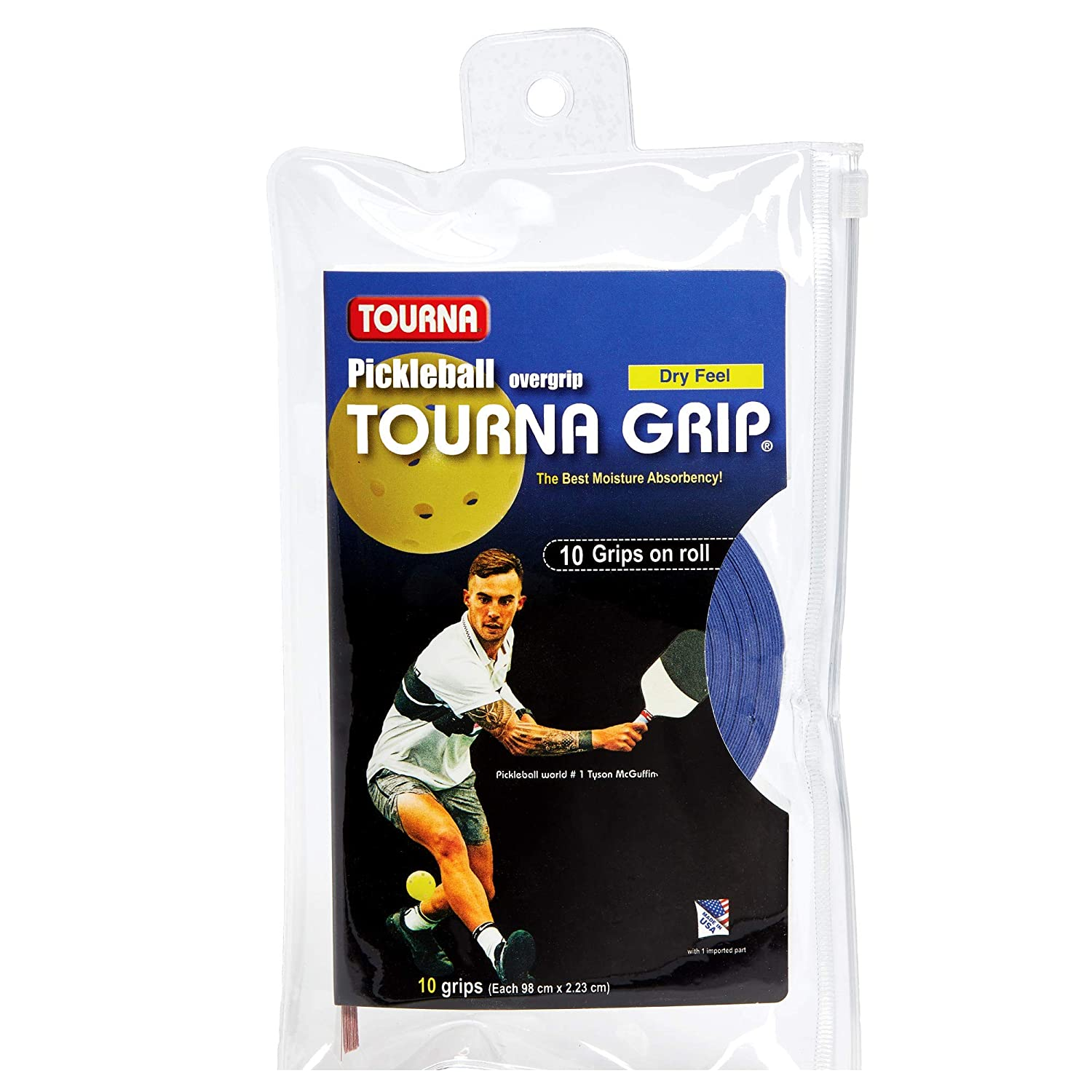 Pickleball Tourna Grip Overgrip for Pickleball Paddles