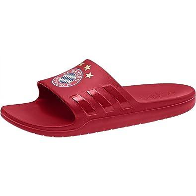 24ca00fbf adidas Unisex Adults  Aqualette Cf FCB Flip Flops