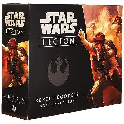 Star Wars: Legion - Rebel Troopers Unit Expansion: Toys & Games
