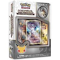 Pokémon TCG Mythical Collection Arceus Card Game