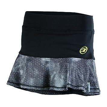 Bull padel Brina - Falda para Mujer, Color Negro, Talla L: Amazon.es: Zapatos y complementos