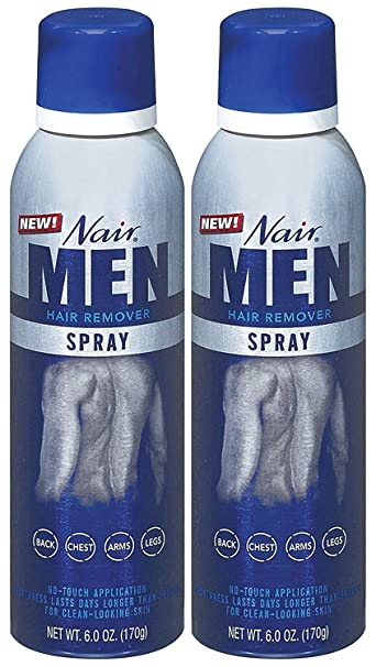 Buy Nair Hair Removal Spray 6 Oz 2 Pk Online At Low Prices In