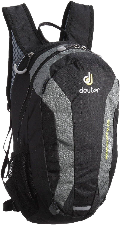 Deuter Speed Lite 15 - Ultralight 15-Liter Hiking Backpack, Black/Titan, 15 Liter