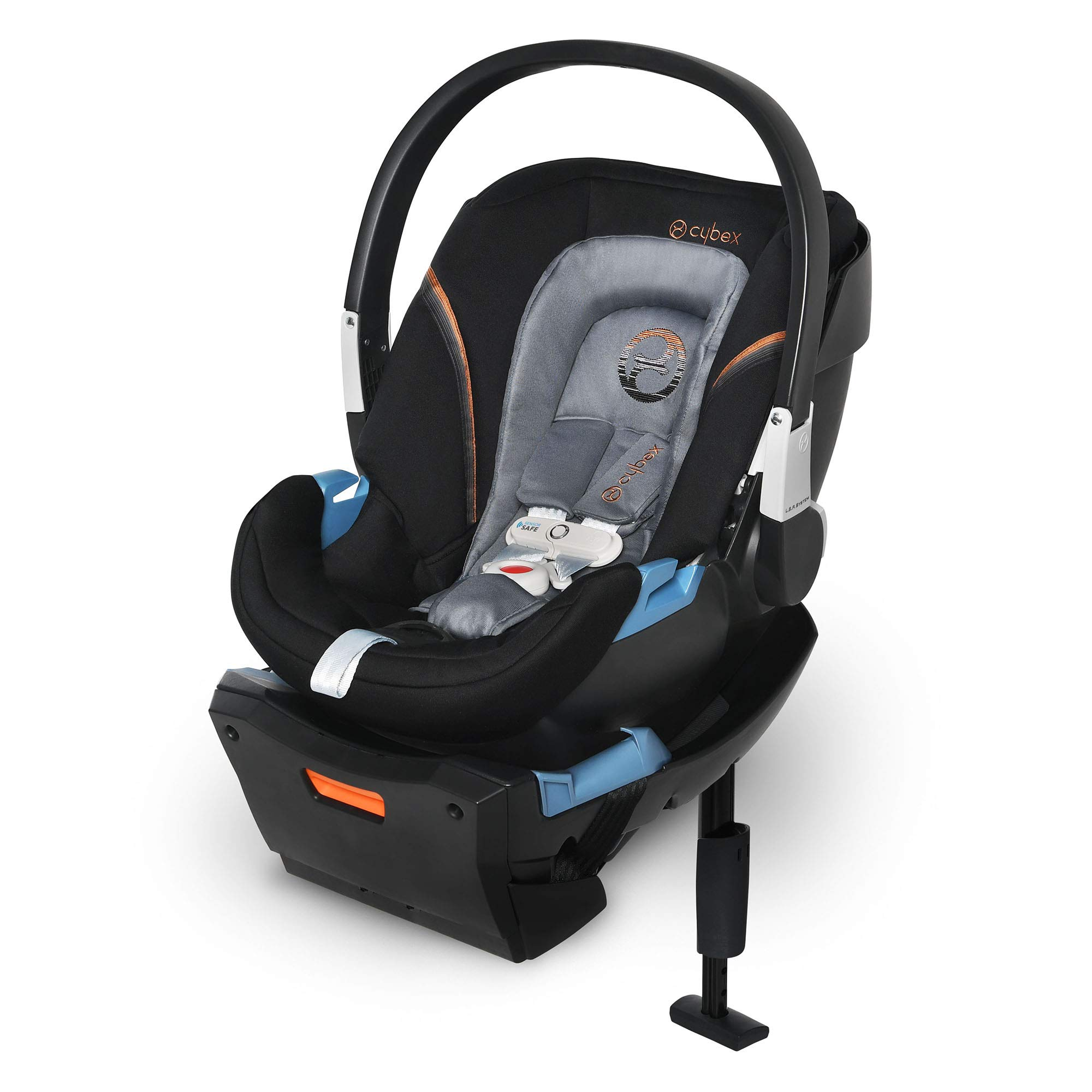 Cybex Aton 2 Sensorsafe, Pepper Black