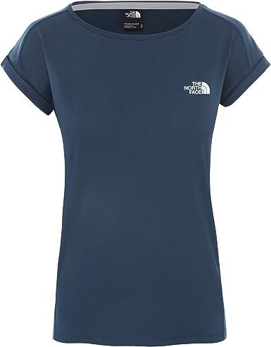 The North Face T92S7FNXD.M - Camiseta para mujer: Amazon.es: Deportes y aire libre