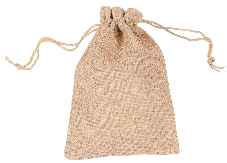 Partay Shenanigans 12 Pack Premium Quality Burlap Jute Treat Bags 5