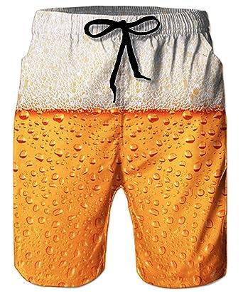 5f7c474b639 RAISEVERN Sommer Herren Lustig Print Hawaiian Shirt und Shorts Sets Lässige  Kurzarm-T-Shirts mit Strandhosen-Outfits Urlaub Kleidung Button Hawaii ...