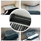 Eyelash Comb and Eyebrow Brush, Angled Eye Brow