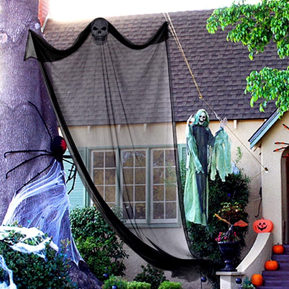 Amazon Shellvcase Halloween Hanging Ghost Props Scary
