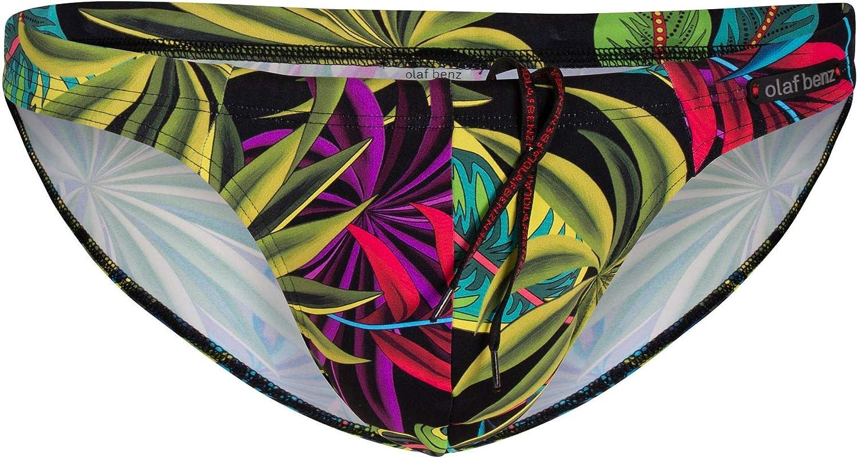 Collection limit/ée BLU1956 Sunbrief Tissu de Plage Ultra l/éger Olaf Benz Beach