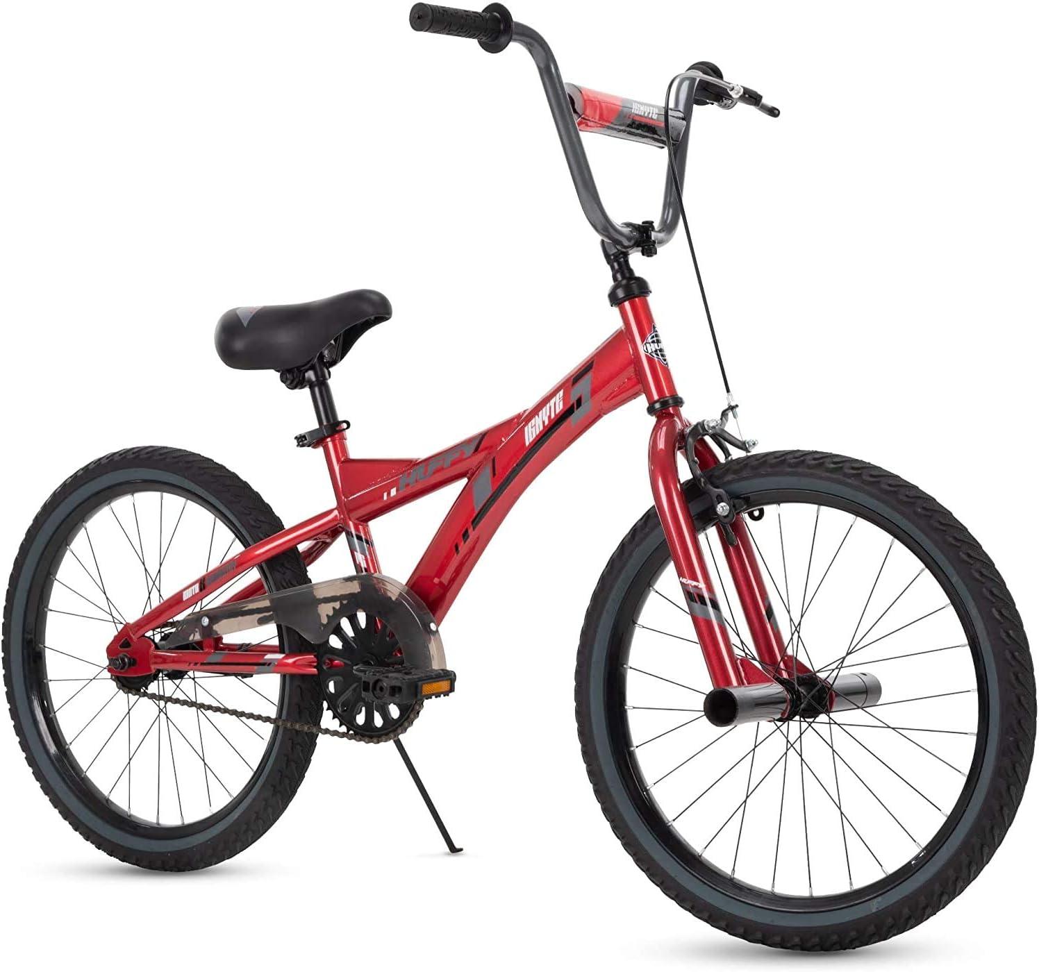 愤怒的孩子自行车Ignyte快速连接