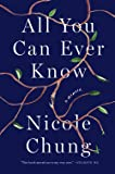 All You Can Ever Know: A Memoir