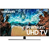"Samsung UN49NU8000 Flat 49"" 4K UHD 8 Series Smart LED TV (2018)"