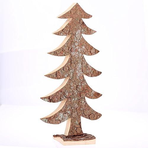 Weihnachtsdeko Rinde.Holzdeko Baum Rustikal Extragroß Ausführung Rinde Weihnachtsdeko