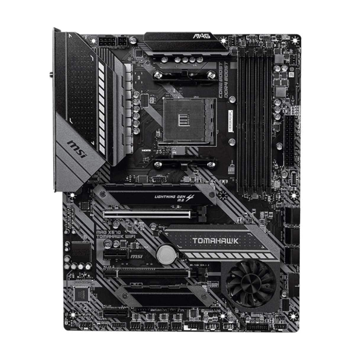 Motherboard MSI MAG X570 Tomahawk WiFi Socket AM4