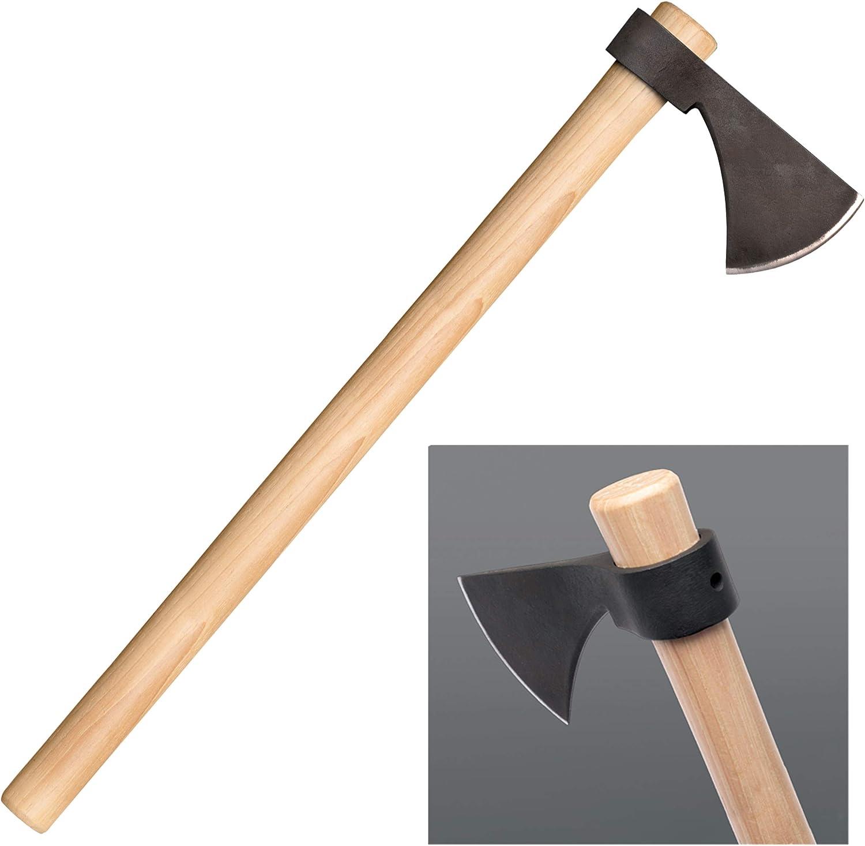 Custom Leather Sheath For Cold Steel Norse HAWK TOMAHAWK