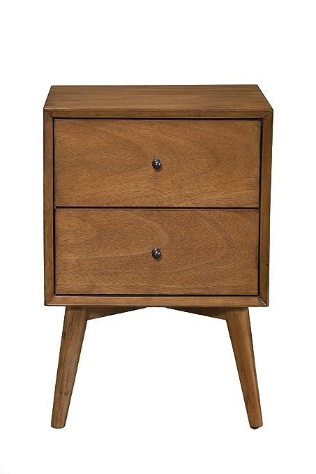 Amazon Com Alpine Furniture 966 02 Flynn Mid Century Modern 2