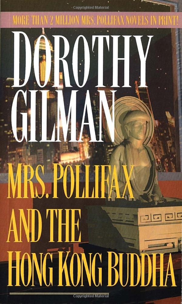 Mrs Pollifax Hong Kong Buddha