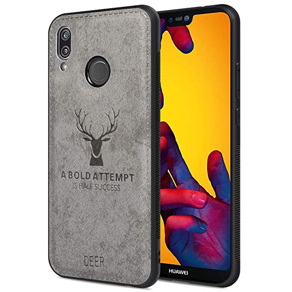 info for d549b 24575 Huawei P20 Lite Waterproof Case Shockproof Snow-Proof Dirt-Proof Full Body  Phone Protector Cover for Huawei P20 Lite with 3D Imprinted Deer Huawei P20  ...