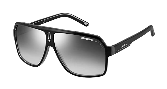f93fb58558839 Image Unavailable. Image not available for. Colour  Carrera Mirrored Square  Unisex Sunglasses - (CARRERA 27 XAX ...