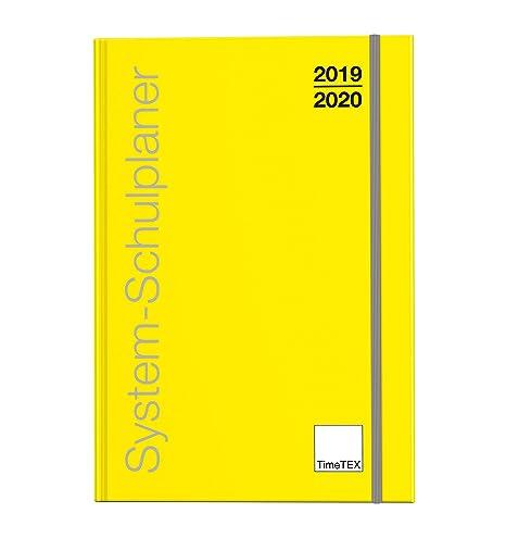 Calendario Scolastico 2020 E 2020.Timetex 10750 Calendario Scolastico A4 Plus Anno