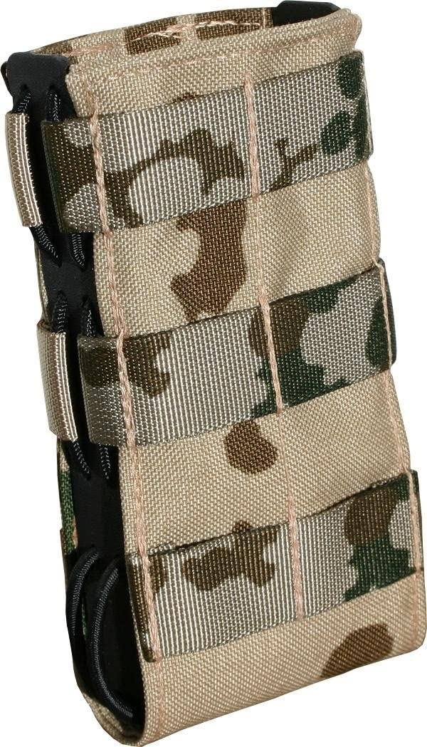 Zentauron Molle Magazin Schnellziehtasche G36 8,5 x 15 x 3,5 I Schnellziehtasche f/ür Magazin aus hochwertigem Cordura/® /& Kydex/® I Strapazierf/ähige Milit/är-Tasche I Tasche in Beige