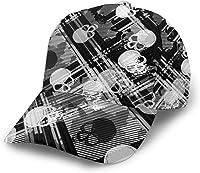 casquette tête de mort 12