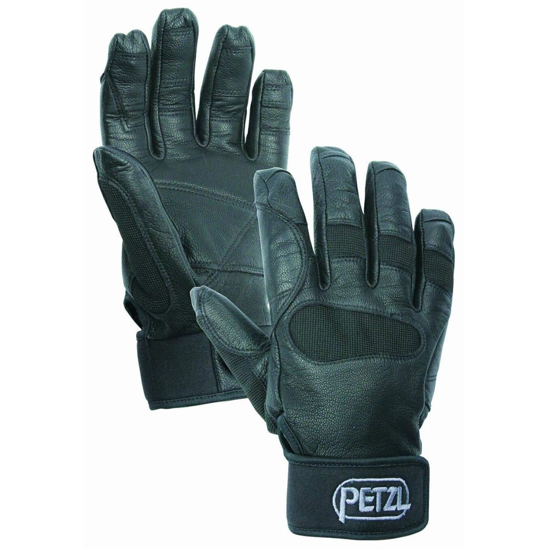 Petzl K53 CORDEX PLUS Midweight Glove, Black, Large
