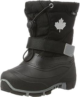Canadians 467 165 - Botas de nieve para niños, color grey 206, talla 31 EU/12 UK