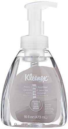Amazon Com Kimberly Clark Kleenex 34111 Alcohol Free Foam Hand
