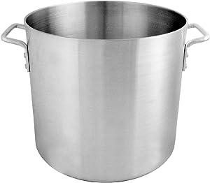 Thunder Group 60 Quart Aluminum Stock Pot