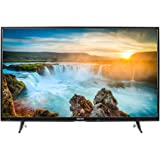 MEDION LIFE X17100 (43 Zoll) 108 cm 4K UHD TV, Ultra-HD Smart-TV Fernseher mit Netflix App, Fernsteuerungs App, Wireless Display Funktion, HD Triple Tuner Receiver (HD DVB-C, DVB-S2, DVB-T2 HD), WLAN, DTS Sound, CI+ Slot, 4 x HDMI - Farbe: Schwarz