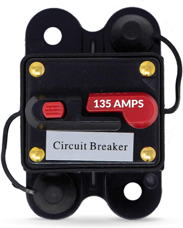 Max 80% Rare OFF Five Oceans Anchor Windlass Circuit Manual Bu Breaker Reset with