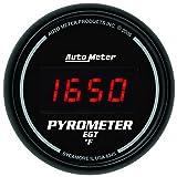 Auto Meter 6345 Digital Pyrometer Gauge