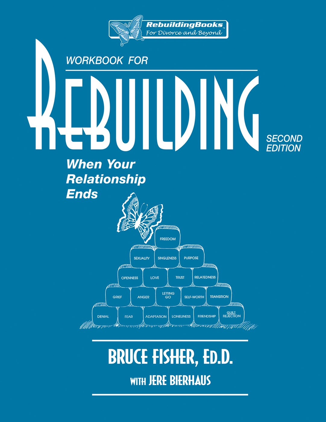 Read Online Rebuilding Workbook: When Your Relationship Ends (Rebuilding Books) pdf epub