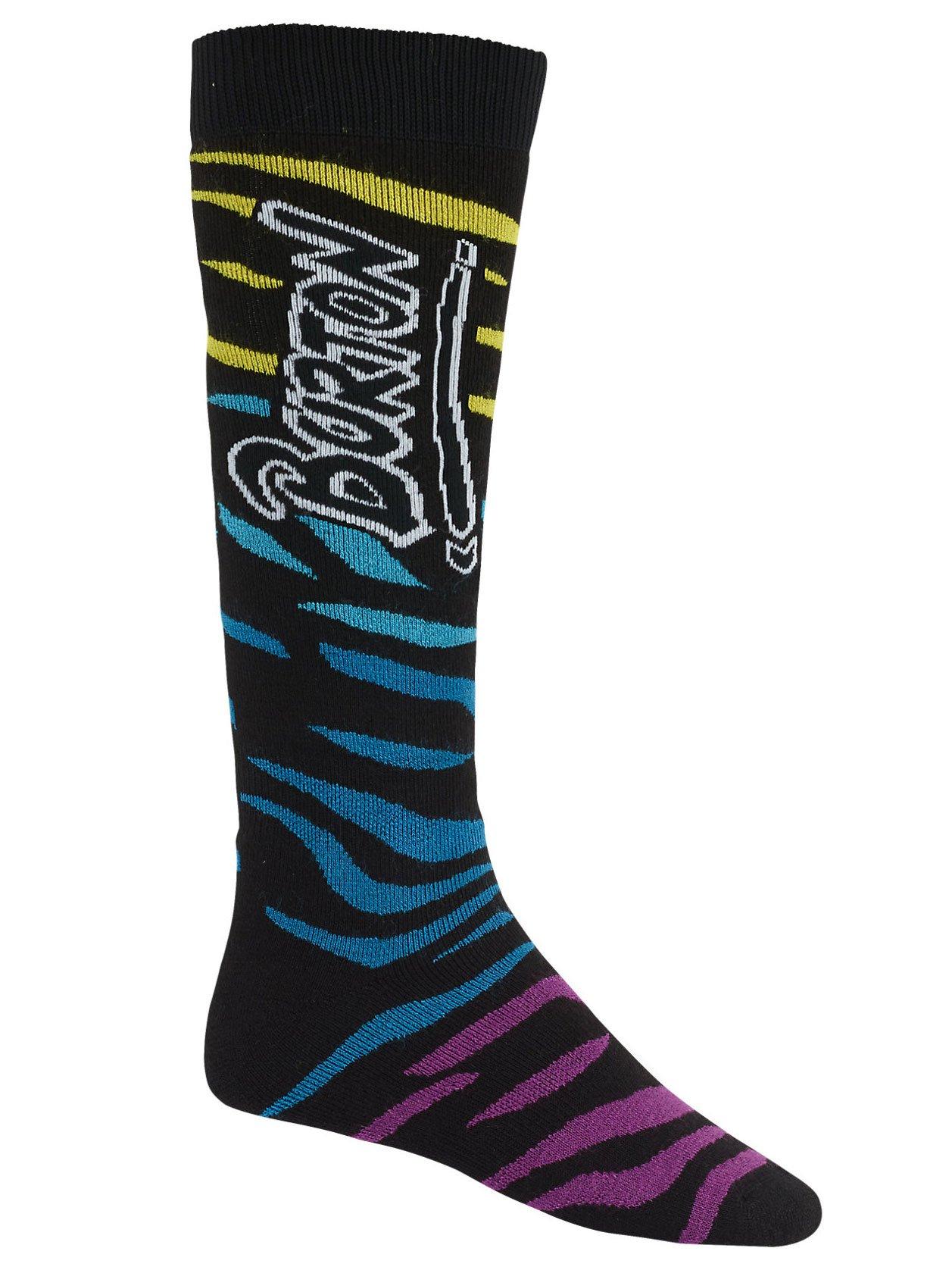 Burton Men's Party Snowboarding Socks, Safari, Medium by Burton